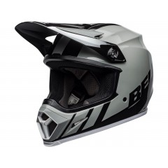 BELL MX-9 Mips čelada Dash Gray/Black/White