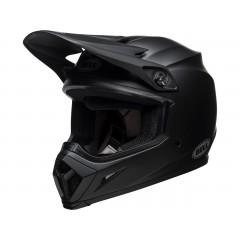 BELL MX-9 Mips čelada Solid Matte Black