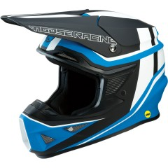 MOOSE RACING ČELADA F.I. SESSION MIPS BLK/BLUE