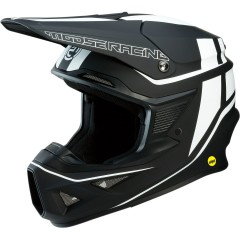 MOOSE RACING ČELADA F.I. SESSION MIPS BLK/WHITE