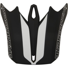 MOOSE RACING VIZIR SESSION BLK/WHITE