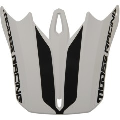 MOOSE RACING VIZIR SESSION WHITE