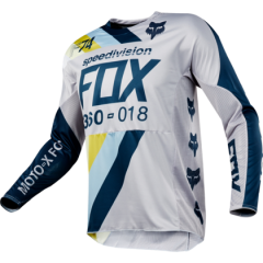 FOX 360 DRAFTR [LT GRY] MX18