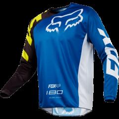FOX 180 RACE [BLU] MX18