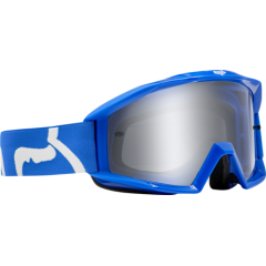 FOX MAIN GOGGLE - RACE [BLU] NS MX19