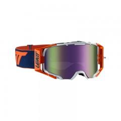 Leatt Očala Veloc 6.5 iriz Org/Ink Purp 30%