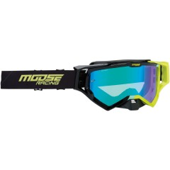 MOOSE RACING OČALA XCR HATCH OFFROAD GRN/BLK