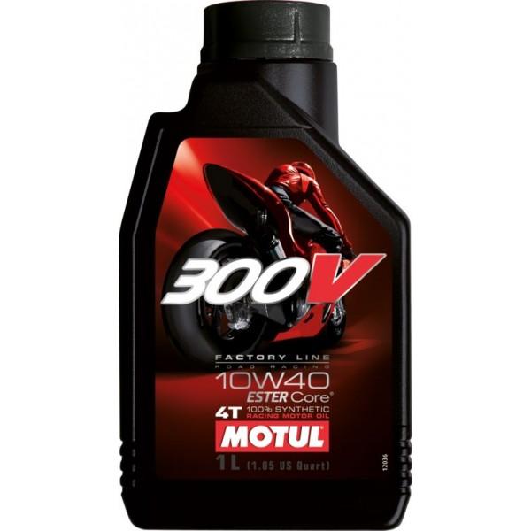 MOTUL 300V FACTORY LINE 10W40 1l