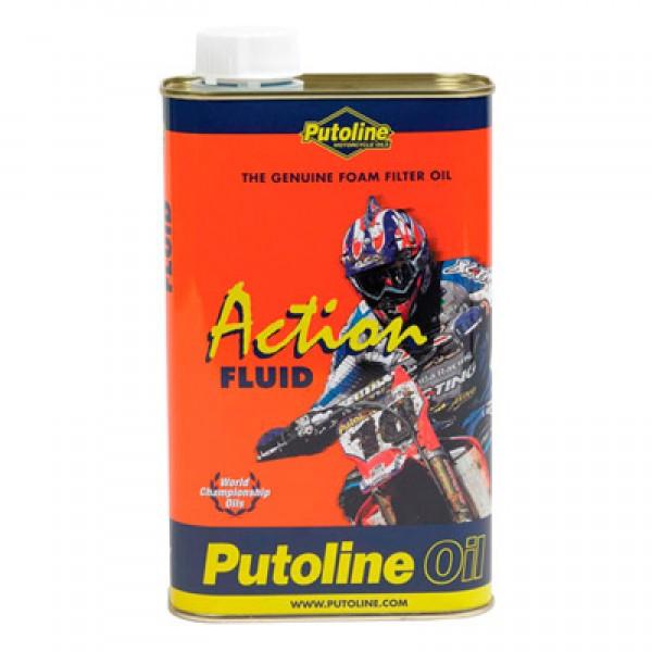 Putoline Action olje za zračne filtre 1l