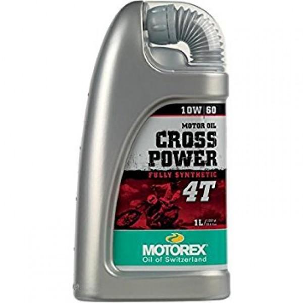 Motorex Cross Power 10w60 4T