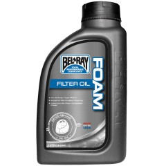 BEL-RAY FOAM OLJE ZA ZRAČNI FILTER 1L