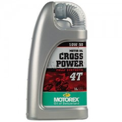 Motorex Cross Power 10w50 4T