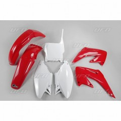 UFO SET PLASTIK HONDA CR 125 2004