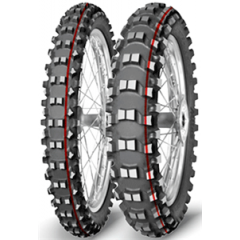 MITAS MOTO GUME 110/100-18 64M TERRAFORCE - MX SM SOFT/MEDIUM TT / RDEČA ČRTA