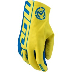 MOOSE RACING ROKAVICE MX2 BLUE/YELLOW